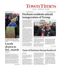 Towntimes20170127 by Town Times Newspaper issuu
