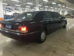 Chinese Gov Sells Eight Mercedes W140 Pullmans For Cheap