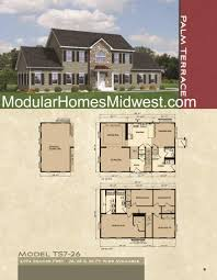>12 2 story mobile homes floor plans two modular home stupendous   8 modular homes illinois photos two story home plans cool