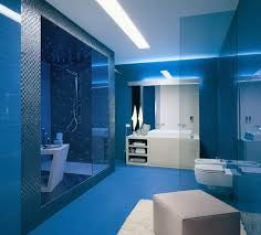 deep blue bathroom idea for amazing interior design amazing interior design