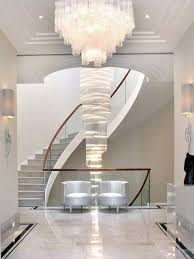 chandelier cool staircase chandelier modern staircase chandelier white crystal chandeliers with sofa astonishing staircase