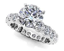 customize your own high quality diamond engagement ring