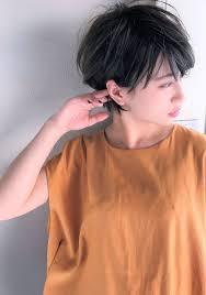 かわいいが詰まってる黒髪ショートのおすすめヘアカタログ Arine