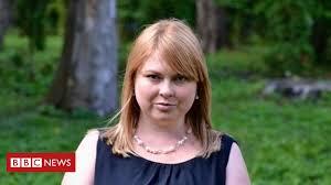 Woman bbc news europe ukrain