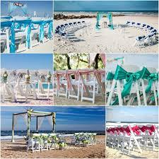 beach wedding chairs. White Wedding Chairs For Rent. Florida Beach Services. C