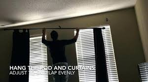 Curtain rods for small windows Crane Short Length Curtain Rods Short Curtain Rods For Side Panels Simple Window Treatments Curtain Rod Lengths How To Install Curtain Short Curtain Rods Short Queinnovationscom Short Length Curtain Rods Short Curtain Rods For Side Panels Simple