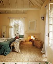 Winter Bedroom With Fireplaces