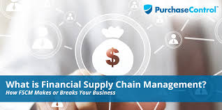 What Is Financial Supply Chain Management Purchasecontrol