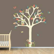tree wall decals for nursery beautifull on nursery wall art tree decal with tree wall decals for nursery beautifull design idea and