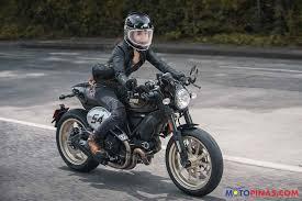 2017 ducati scrambler caf racer bike reviews