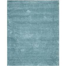 safavieh milan aqua blue indoor area rug common 5 x 8 actual