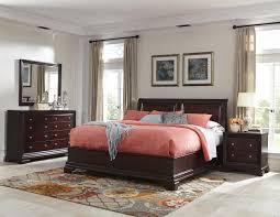 Solid Wooden Bedroom Furniture Solid Wood Bedroom Furniture Midcentury 4 Drawer Dresser Acorn