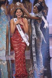 Miss World - Andrea Meza crowned Miss Universe 2020