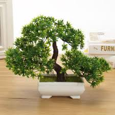 bonsai tree for office. Image Is Loading Bonsai-Tree-in-Pot-Artificial-Plant-Decoration-for- Bonsai Tree For Office