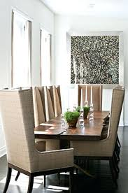 high back upholstered dining chairs. High Back Upholstered Dining Room Chairs Joseph O Hughes C