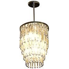 image chandelier lighting. Unusual Art Deco Modern Chandelier With Silver Balls Image Lighting