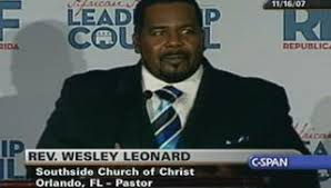 Wesley T. Leonard | C-SPAN.org