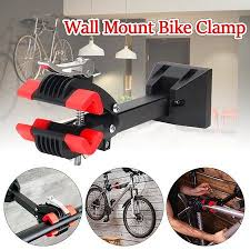 wall mounted bicycle repair stand