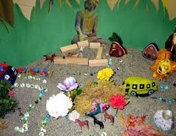 Image result for sand tray children art therapy