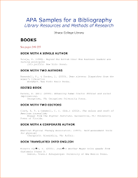 Brilliant Ideas Of Example Apa Reference Format In Resume