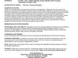 Rn Bsn Resume With Sample Registered Practical Nurse Resume Lpn