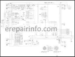 new holland l565 lx565 lx665 service New Holland Alternator Wiring Diagram
