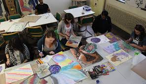 Visual Art Major Art Therapy Program The Healing Power Of Art Carlow University