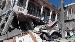 Haiti earthquake today: 7.2 magnitude ...