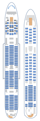 Airbus A380 Seating Chart Asiana Seat Configurations Of Airbus A380 Wikiwand