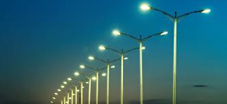 Doe Street Lighting Municipal Led Streetlight Program