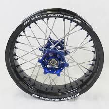 pro supermoto wheel yamaha yz 125 250 07 17 yzf 250 450 07