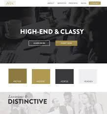 High End Website Design 5 Web Design Color Palettes Web Design Color Website