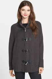 Michael Kors Coat Nordstrom Rack MICHAEL Michael Kors Toggle Closure Poncho Sweater Nordstrom 72