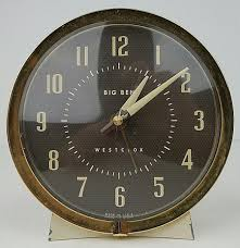 vintage westclox big ben wind up alarm clock model 75 102 1a parts repair 1 of 8only 1 available