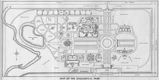 brookfield zoo map. Perfect Zoo Map Of The Chicago Brookfield Zoo 1939 The Graphic Style These Maps  Strongly For Zoo