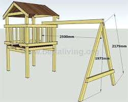 backyard fort kits play fort plans the roof and swing set frame home design 3d roof