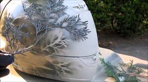 How To Spray Paint Camo Patterns