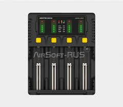 <b>Универсальное зарядное устройство</b> Armytek Uni C4 Plug Type C ...