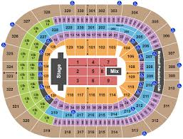 Quicken Loans Arena Seating Chart Taylor Swift Concert Tickets 2019 Browse Purchase With Expedia Com
