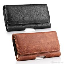 universal horizontal pu leather case cover holster pouch wallet with belt clip for iphone cell phone smartphone up to 6 3 inch hard cell phone cases jeweled