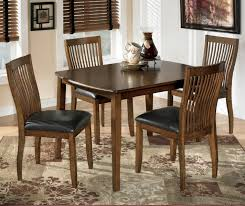 Rectangle Dining Room Tables Ashley Signature Design Stuman 5 Piece Rectangular Dining Room