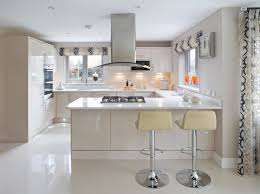 G Shaped Kitchen Designs