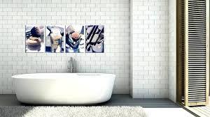 enjoyable bathroom wall art canvas mounted wall decor set of prints of makeup photography vertical large canvas art wall mounted ceramic bathroom