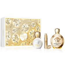 vversace eros pour femme edp 100ml gift set for women
