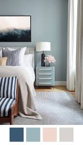 40 Killer Color Palettes To Try If You Love Blue Bedrooms Delectable Ideas For Decorating Apartments Painting