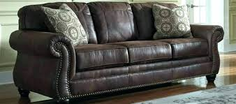 leather sleeper sofa queen faux leather sleeper sofa queen size in black convertible with storage mcdonald