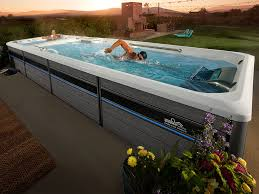 build an endless pools fitness exercise system