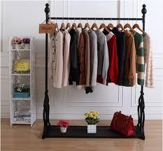 Coat Hanger Rack Ikea Enchanting Floor Clothes Hanger Continental Shelf Ikea Coat Hanger Floor