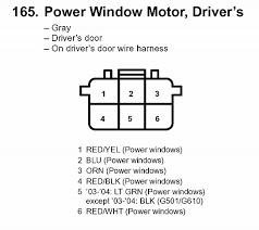 wiring diagram for power window switches the wiring diagram 2004 honda accord door 4 cylinder driver side window is not going