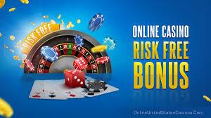 Risk-Free Online Casino Bonus | Play & Get Your Money Back!